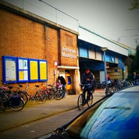 Photo taken at Station Amsterdam Muiderpoort by Remco J. on 8/31/2011