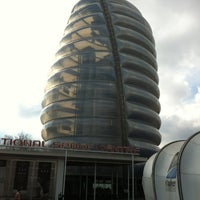 Photo taken at National Space Centre by Roopal G. on 4/12/2012