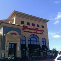 Photo taken at The Cheesecake Factory by Mike R. on 8/2/2012