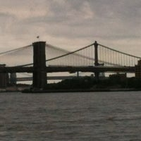 Photo taken at Governors Island Ferry by Elizabeth C. on 9/3/2012