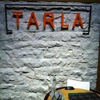Photo taken at Tarla Mediterranean Bar + Grill by Yvonne B. on 5/18/2012