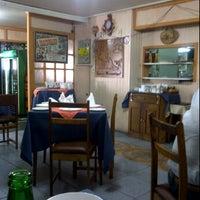 Photo taken at Rincón Marino by Cristobal R. on 1/27/2012