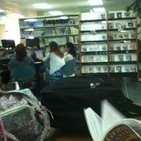 Photo taken at Biblioteca U. Católica del Maule by Camila P. on 1/23/2012