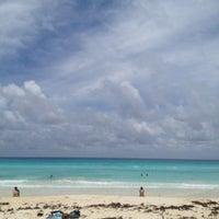 Photo taken at Playa Marlin by Ricky M. on 6/16/2012