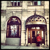 Снимок сделан в Ресторан «Тройка» пользователем Vladimir P. 4/21/2012