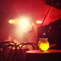 4/29/2012にPaul W.がManderley Bar at the McKittrick Hotelで撮った写真