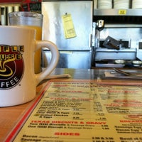 Photo taken at Waffle House by Trevor H. on 11/11/2011