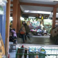 Photo taken at Pasar Beringharjo by Endri S. on 7/3/2012