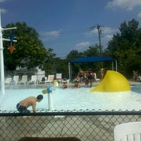 Photo taken at Fort Thomas Y Pool by Cameron B. on 7/21/2011