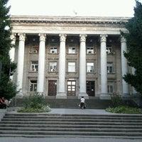 Photo taken at Русенски университет (University of Ruse) by Pavlin V. on 9/11/2011