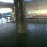 Photo taken at Polideportivo Municipal Los Trances by Ursula C. on 1/26/2012