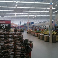 Photo taken at Walmart Supercenter by Δ. S. on 4/14/2012