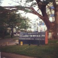 Photo taken at Hoa Sen University Campus 2 by Eddie H. on 1/11/2012