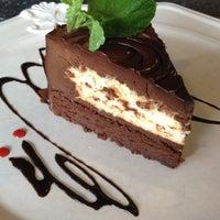 Photo taken at Restaurante Pia y Damaso by Paula N. on 3/13/2012