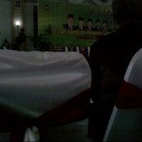 Photo taken at Asrama Haji (Aula Arafah 2)) by Roni Rassya F. on 9/9/2011