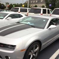 Photo taken at Terry Cullen Southlake Chevrolet by Vennie W. on 7/17/2012