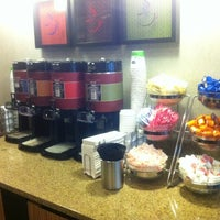 Photo taken at Hampton Inn and Suites Chicago by Ross G. on 11/19/2011