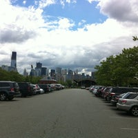Photo taken at Liberty Landing Ferry by Tequila C. on 6/5/2012