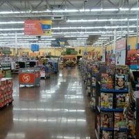 Photo taken at Walmart Supercenter by James M. on 10/12/2011