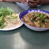 Photo taken at Saigon Deli by GodMockingBitch on 8/12/2012