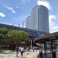 Photo taken at Kaihimmakuhari Station by bakumon on 7/15/2012