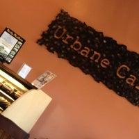Photo taken at Urbane Cafe by Kristina B. on 8/8/2012
