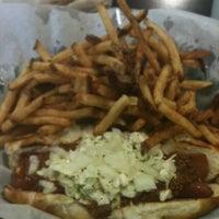 Photo taken at Skippy's by Karla C. on 2/16/2012