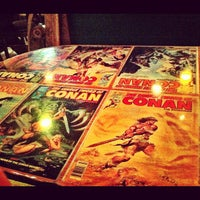 Photo taken at Conans Pizza Central by Briana E. on 8/13/2012