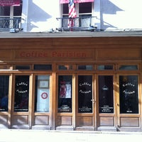 Photo prise au Coffee Parisien par Ghali B. le2/19/2012