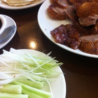 Photo taken at Duck King Chinese Cuisine by Yimeng B. on 9/18/2011