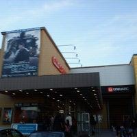 Photo taken at Cinemark by Diego C. on 10/1/2011