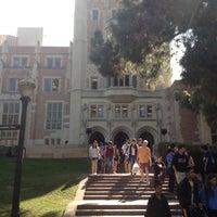Photo taken at UCLA Kerckhoff Hall by Elizabeth B. on 10/28/2011