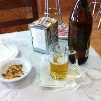 Photo taken at Bar Restaurante Vilella by Trino B. on 10/21/2011