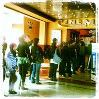 Photo taken at Cinemark by 💙Rouss🍃 M. on 7/11/2012