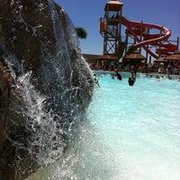Photo taken at Hawaiian Falls by Joe S. on 9/5/2011