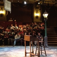 Photo taken at ACT Theatre by Lindsey M. on 11/27/2011