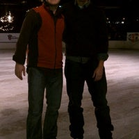 Photo taken at Boulder Ice Rink by Lyndsay L. on 1/20/2012