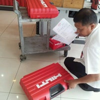 Photo taken at Hilti (Philippines) Inc. by Pat on 9/16/2011