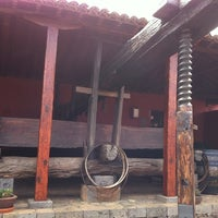 Photo taken at Casa del Vino La Baranda by DVD on 8/28/2011
