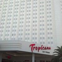 Das Foto wurde bei Tropicana Las Vegas von Javier M. am 8/31/2012 aufgenommen