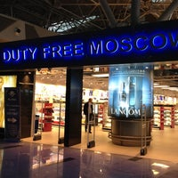 Photo taken at Duty Free Moscow by Nata L. on 6/8/2012