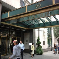 Photo taken at The Kitano New York Hotel by JK G. on 7/2/2012