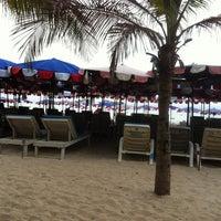 Photo taken at Samae Beach by Soifa ^. on 3/25/2012