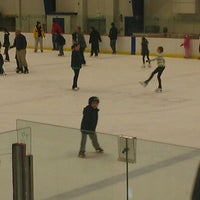 Photo taken at Columbia Ice Rink by Michael W. on 1/15/2012