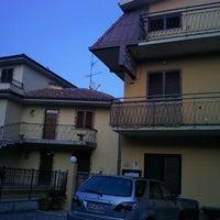 Photo taken at Trattoria Maria la Priora by Francesco C. on 10/31/2011