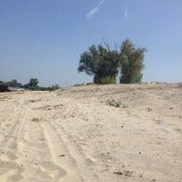 Photo taken at Пляж by Kolosochek ). on 8/25/2012