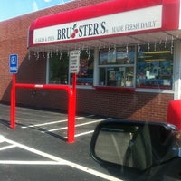 Photo taken at Brusters Ice Cream by T. C. W. on 7/30/2011
