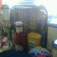 Photo taken at Route 62 Old Time Diner by James C. on 1/4/2012