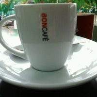 Photo taken at Cafe' Amazon by Zetar R. on 10/3/2011