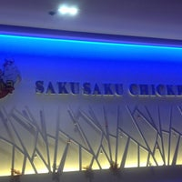 Photo taken at Sakusaku by Carlo C. on 1/29/2012